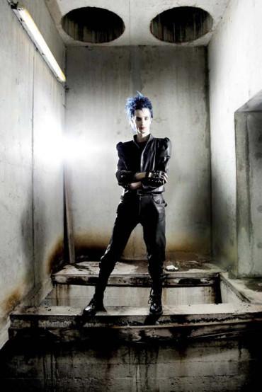 Ras Bolding, goth musiker