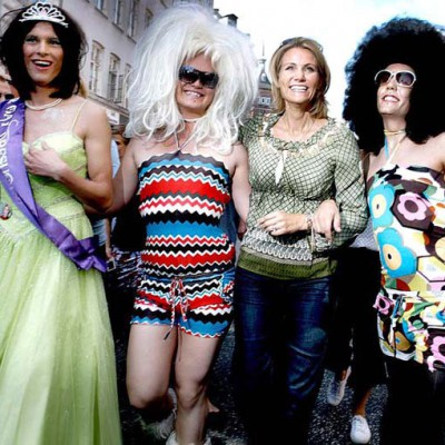 Helle Thorning / Cph Pride